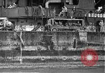 Image of Salvage and repair of the USS California (BB-44) Pearl Harbor Hawaii USA, 1942, second 59 stock footage video 65675061840