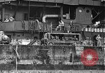 Image of Salvage and repair of the USS California (BB-44) Pearl Harbor Hawaii USA, 1942, second 60 stock footage video 65675061840