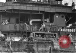 Image of Salvage and repair of the USS California (BB-44) Pearl Harbor Hawaii USA, 1942, second 61 stock footage video 65675061840