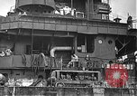 Image of Salvage and repair of the USS California (BB-44) Pearl Harbor Hawaii USA, 1942, second 62 stock footage video 65675061840