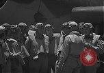 Image of Douglas SBD Dauntless aircraft start and taxi Pearl Harbor Hawaii USA, 1942, second 14 stock footage video 65675061841