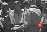 Image of Douglas SBD Dauntless aircraft start and taxi Pearl Harbor Hawaii USA, 1942, second 45 stock footage video 65675061841