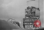 Image of United States pilots Kaneohe Bay Hawaii USA, 1942, second 2 stock footage video 65675061846