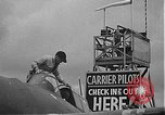 Image of United States pilots Kaneohe Bay Hawaii USA, 1942, second 4 stock footage video 65675061846