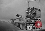 Image of United States pilots Kaneohe Bay Hawaii USA, 1942, second 6 stock footage video 65675061846