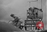 Image of United States pilots Kaneohe Bay Hawaii USA, 1942, second 7 stock footage video 65675061846