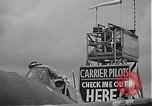 Image of United States pilots Kaneohe Bay Hawaii USA, 1942, second 8 stock footage video 65675061846