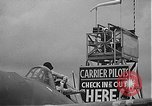 Image of United States pilots Kaneohe Bay Hawaii USA, 1942, second 11 stock footage video 65675061846