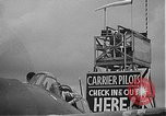 Image of United States pilots Kaneohe Bay Hawaii USA, 1942, second 13 stock footage video 65675061846