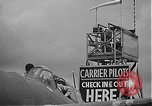 Image of United States pilots Kaneohe Bay Hawaii USA, 1942, second 14 stock footage video 65675061846