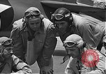 Image of United States pilots Kaneohe Bay Hawaii USA, 1942, second 23 stock footage video 65675061846