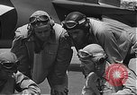 Image of United States pilots Kaneohe Bay Hawaii USA, 1942, second 29 stock footage video 65675061846