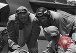 Image of United States pilots Kaneohe Bay Hawaii USA, 1942, second 34 stock footage video 65675061846