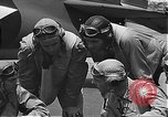 Image of United States pilots Kaneohe Bay Hawaii USA, 1942, second 37 stock footage video 65675061846