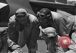 Image of United States pilots Kaneohe Bay Hawaii USA, 1942, second 38 stock footage video 65675061846