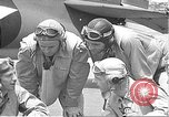 Image of United States pilots Kaneohe Bay Hawaii USA, 1942, second 39 stock footage video 65675061846