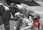 Image of United States pilots Kaneohe Bay Hawaii USA, 1942, second 40 stock footage video 65675061846