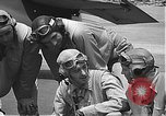 Image of United States pilots Kaneohe Bay Hawaii USA, 1942, second 42 stock footage video 65675061846