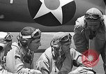 Image of United States pilots Kaneohe Bay Hawaii USA, 1942, second 48 stock footage video 65675061846