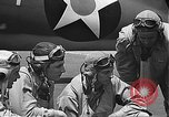 Image of United States pilots Kaneohe Bay Hawaii USA, 1942, second 49 stock footage video 65675061846