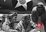 Image of United States pilots Kaneohe Bay Hawaii USA, 1942, second 50 stock footage video 65675061846