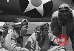 Image of United States pilots Kaneohe Bay Hawaii USA, 1942, second 51 stock footage video 65675061846