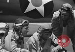 Image of United States pilots Kaneohe Bay Hawaii USA, 1942, second 53 stock footage video 65675061846