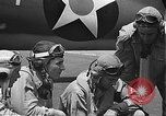 Image of United States pilots Kaneohe Bay Hawaii USA, 1942, second 54 stock footage video 65675061846