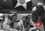 Image of United States pilots Kaneohe Bay Hawaii USA, 1942, second 55 stock footage video 65675061846