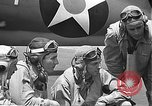 Image of United States pilots Kaneohe Bay Hawaii USA, 1942, second 57 stock footage video 65675061846