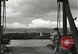 Image of civilian workers Pearl Harbor Hawaii USA, 1942, second 4 stock footage video 65675061861