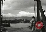 Image of civilian workers Pearl Harbor Hawaii USA, 1942, second 13 stock footage video 65675061861