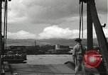 Image of civilian workers Pearl Harbor Hawaii USA, 1942, second 15 stock footage video 65675061861