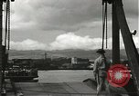 Image of civilian workers Pearl Harbor Hawaii USA, 1942, second 17 stock footage video 65675061861