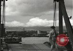 Image of civilian workers Pearl Harbor Hawaii USA, 1942, second 19 stock footage video 65675061861