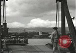 Image of civilian workers Pearl Harbor Hawaii USA, 1942, second 24 stock footage video 65675061861