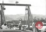 Image of civilian workers Pearl Harbor Hawaii USA, 1942, second 30 stock footage video 65675061861