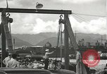 Image of civilian workers Pearl Harbor Hawaii USA, 1942, second 31 stock footage video 65675061861