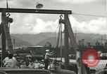 Image of civilian workers Pearl Harbor Hawaii USA, 1942, second 32 stock footage video 65675061861