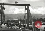 Image of civilian workers Pearl Harbor Hawaii USA, 1942, second 33 stock footage video 65675061861
