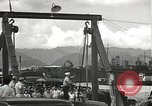 Image of civilian workers Pearl Harbor Hawaii USA, 1942, second 35 stock footage video 65675061861