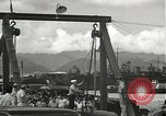 Image of civilian workers Pearl Harbor Hawaii USA, 1942, second 36 stock footage video 65675061861