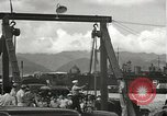 Image of civilian workers Pearl Harbor Hawaii USA, 1942, second 37 stock footage video 65675061861