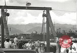Image of civilian workers Pearl Harbor Hawaii USA, 1942, second 39 stock footage video 65675061861