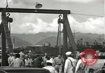 Image of civilian workers Pearl Harbor Hawaii USA, 1942, second 40 stock footage video 65675061861