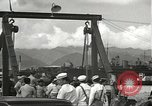Image of civilian workers Pearl Harbor Hawaii USA, 1942, second 41 stock footage video 65675061861