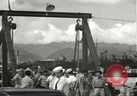 Image of civilian workers Pearl Harbor Hawaii USA, 1942, second 42 stock footage video 65675061861