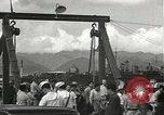 Image of civilian workers Pearl Harbor Hawaii USA, 1942, second 43 stock footage video 65675061861