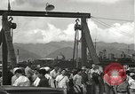 Image of civilian workers Pearl Harbor Hawaii USA, 1942, second 44 stock footage video 65675061861