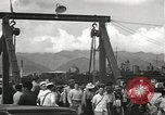 Image of civilian workers Pearl Harbor Hawaii USA, 1942, second 46 stock footage video 65675061861